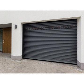 Porte de garage porte de garage sur mesure porte for Porte en fer pour garage