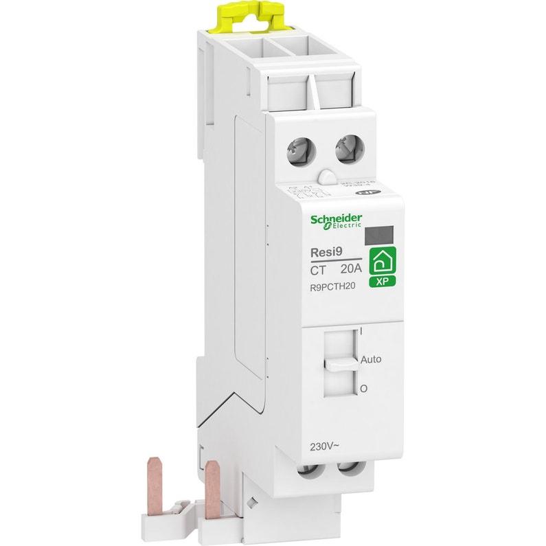 Contacteur Jour Nuit Schneider Electric 250 V 16 A