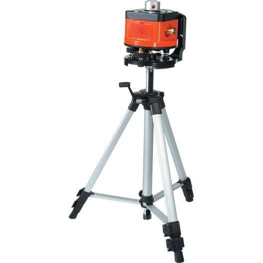 Niveau laser rotatif fischer darex leroy merlin for Niveau laser bosch pcl 20 deluxe