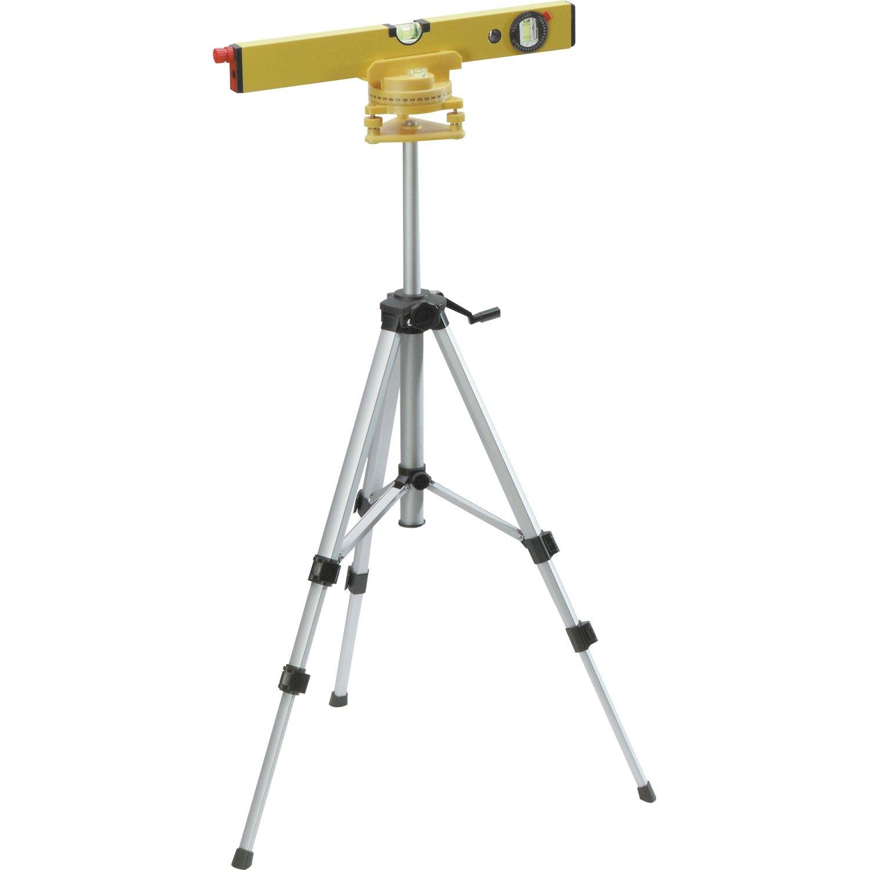 Niveau laser tubulaire et pied fischer darex leroy merlin - Niveau laser leroy merlin ...
