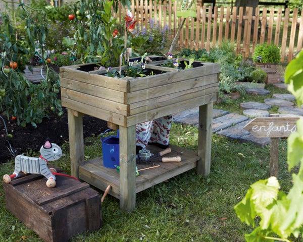 bac a plante leroy merlin. Black Bedroom Furniture Sets. Home Design Ideas