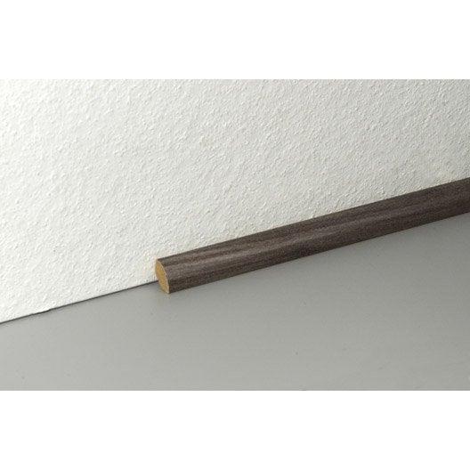 moulures pour parquet et stratifi sol stratifi cm x x mm leroy merlin. Black Bedroom Furniture Sets. Home Design Ideas