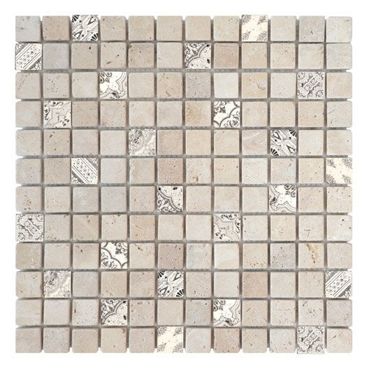 Carrelage travertin leroy merlin affordable carrelage for Bouche pore carrelage