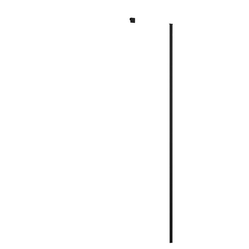 Kit De Jonction Pinces De Fixation Des Verres Noir Eliseo