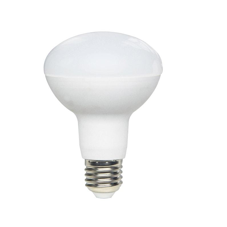 Ampoule Led Réflecteur R80 E27 75w 806lm équiv 60w 3000k 300 Lexman