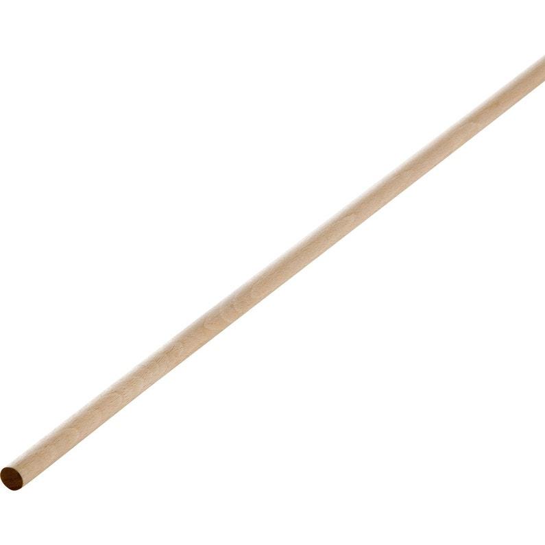 Tourillon Hêtre Lisse Sans Noeud 10 X 10 Mm L1 M