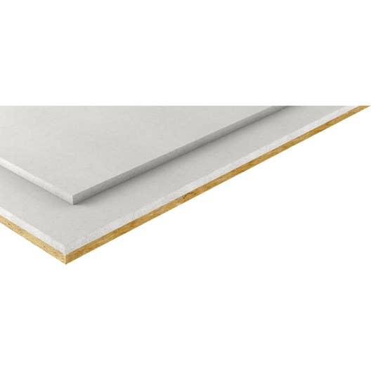 plaque 150x50 ep20 10 fermacel laine sol leroy merlin. Black Bedroom Furniture Sets. Home Design Ideas