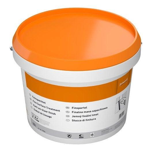 Enduit de lissage fermacell 3 6 kg leroy merlin for Enduit de lissage exterieur