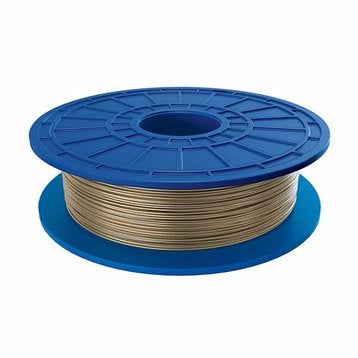 Bobine de filament or PLA 1.75 mm DREMEL