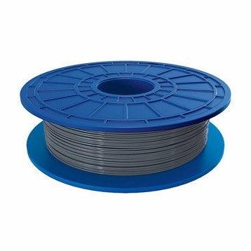 Bobine de filament argent PLA 1.75 mm DREMEL