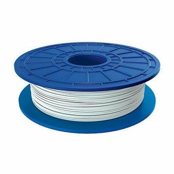 Bobine de filament blanc PLA 1.75 mm DREMEL