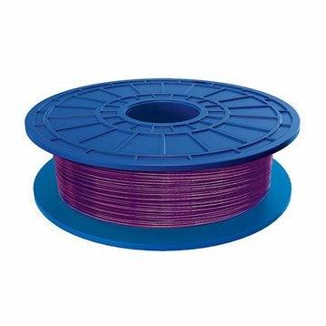 Bobine de filament violet PLA 1.75 mm DREMEL
