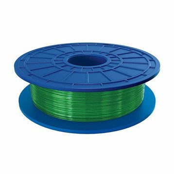 Bobine de filament vert PLA 1.75 mm DREMEL