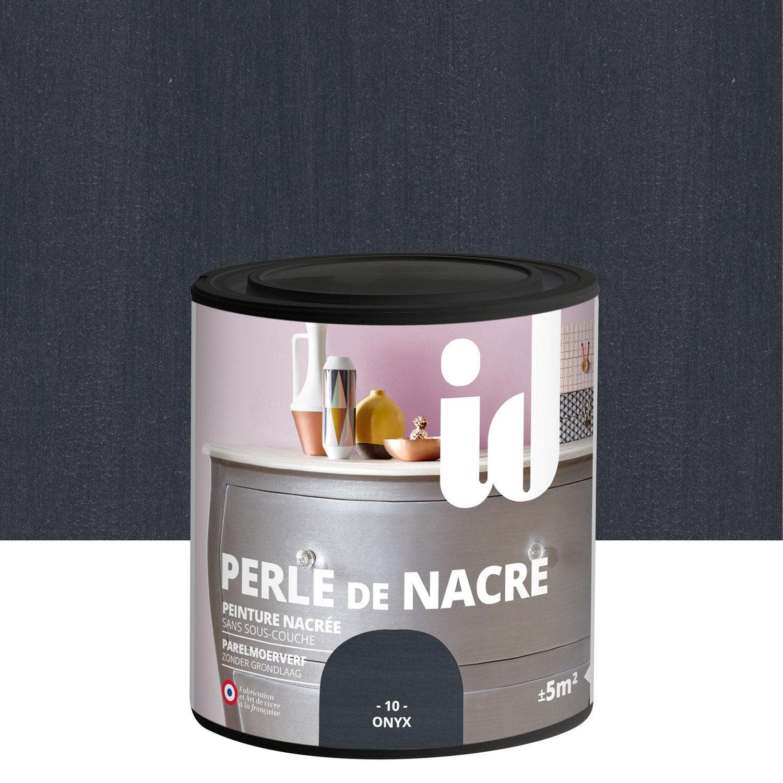 Peinture pour meuble objet et porte nacr id perle de for Peinture d accroche pour meuble