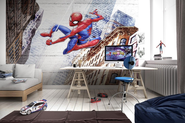 la d co star wars sur les murs leroy merlin. Black Bedroom Furniture Sets. Home Design Ideas