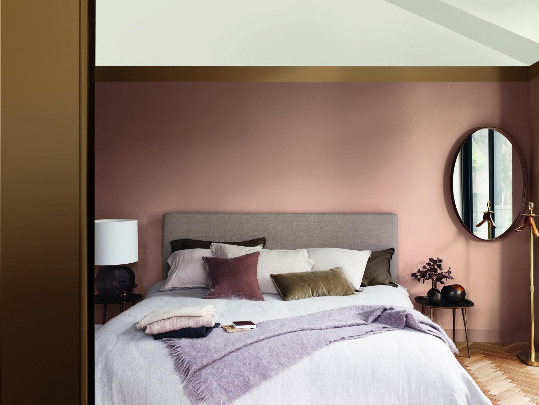 Des idées de couleurs dans la chambre  Leroy Merlin