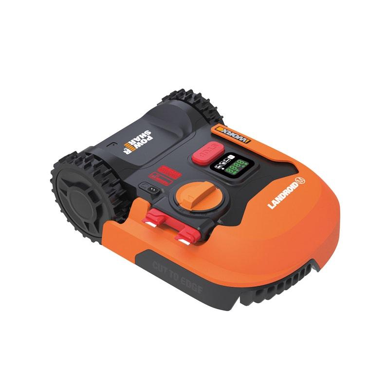 Robot Tondeuse Connecté Worx M500 Wr141e Wifi 500 M