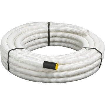 Raccordement eau gaz et lectricit au meilleur prix for Cable electrique souple leroy merlin