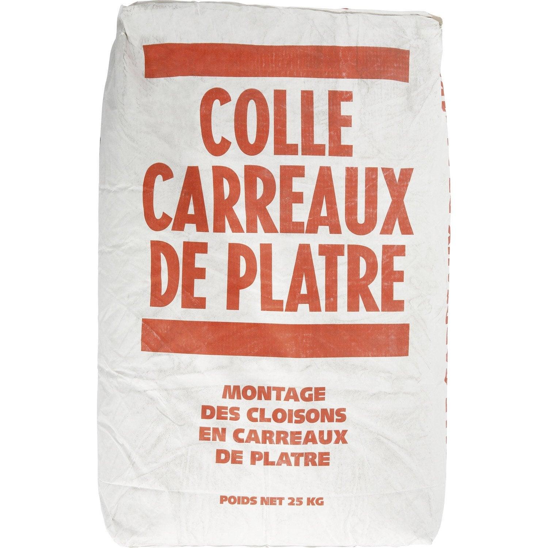 Colle Pour Carreaux De Plâtre Facilis 25 Kg