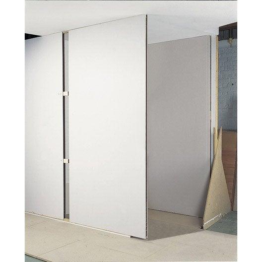 cloison alv olaire nf 2 5 x 1 2 m ep 5 cm leroy merlin. Black Bedroom Furniture Sets. Home Design Ideas