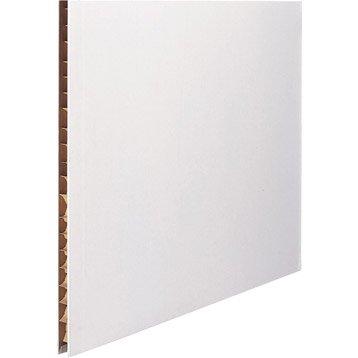Cloison alvéolaire NF 2.5 x 0.6 m, Ep. 5 cm