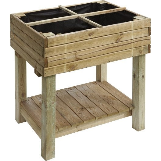 un coin potager chez soi leroy merlin. Black Bedroom Furniture Sets. Home Design Ideas