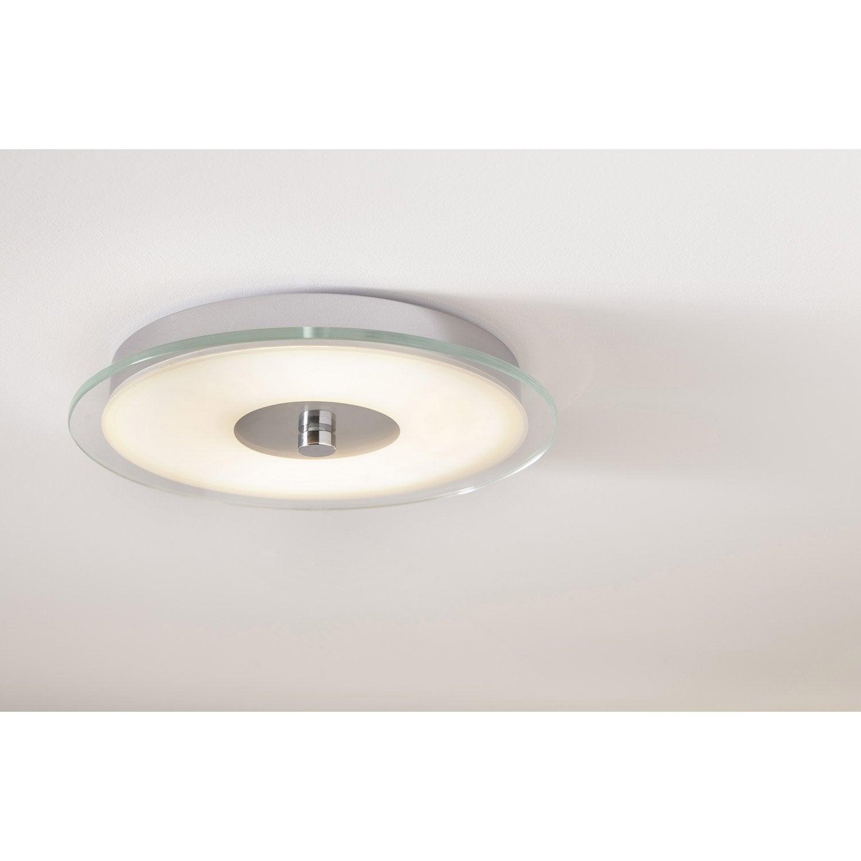 Agreable Plafonnier Pollux, LED 1 X 14 W, LED Intégrée Blanc Chaud