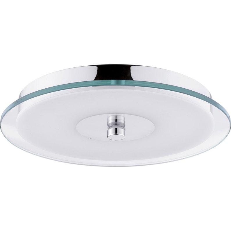 Plafonnier Pollux, LED 1 x 14 W, LED intégrée blanc chaud