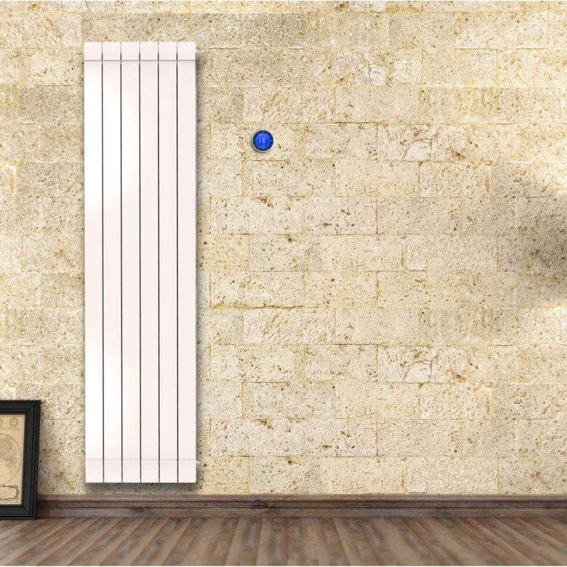Radiateur électrique à Inertie Fluide Equation Alidea V 1500 W