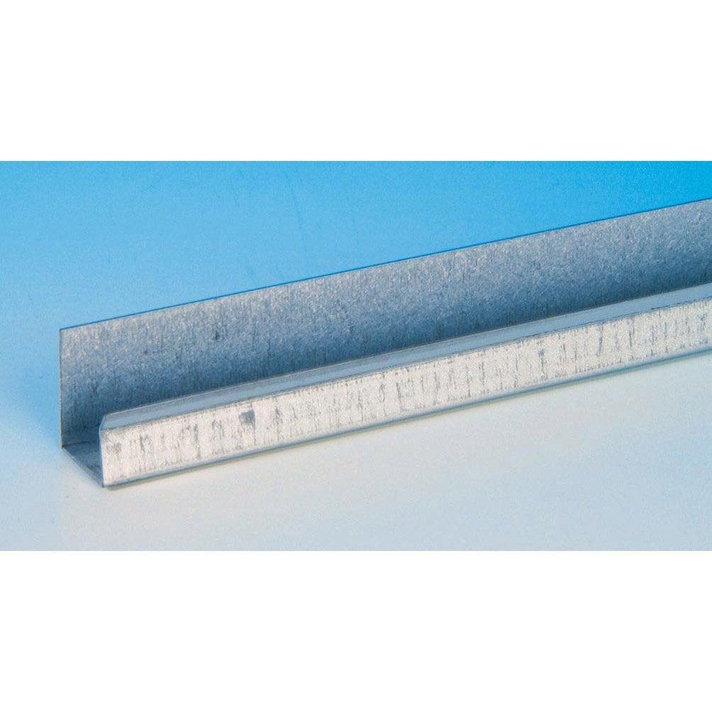 Lisse Clip Pour Systeme Optima En 3m Leroy Merlin