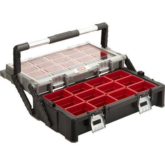 Boîte à outils KETER en bimatière, 572 cm -> Leroy Merlin Boite De Rangement