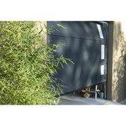 Porte de garage sectionelle motorisée Austin ARTENS 200 x 240cm