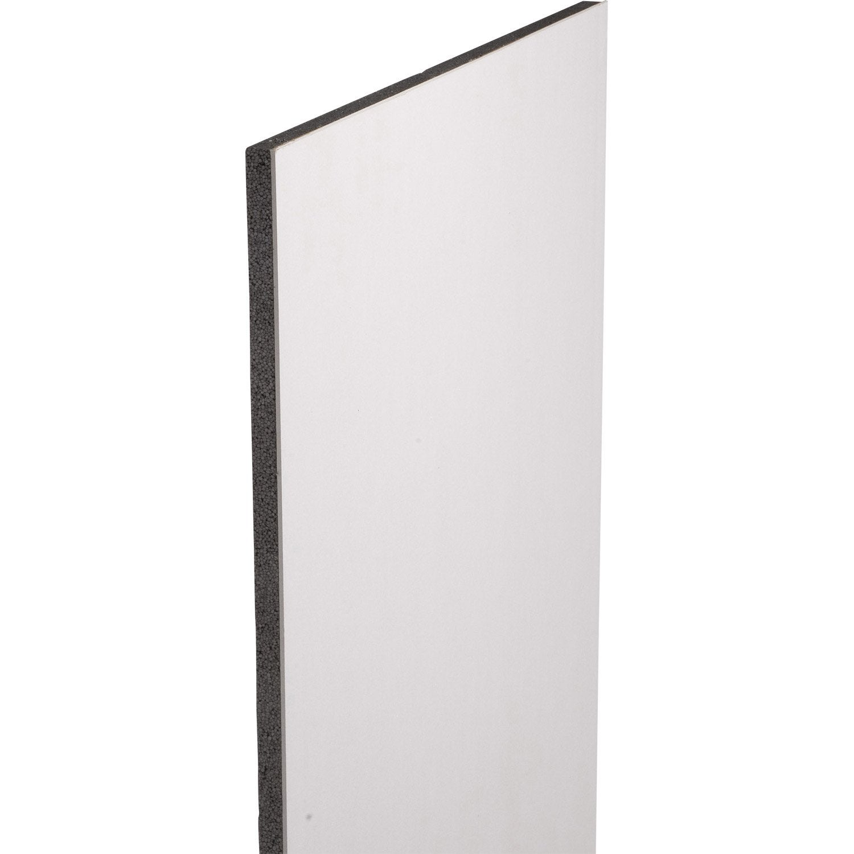 Doublage en polystyr ne expans th 32 siniat 2 5 x - Plaque de polystyrene expanse ...