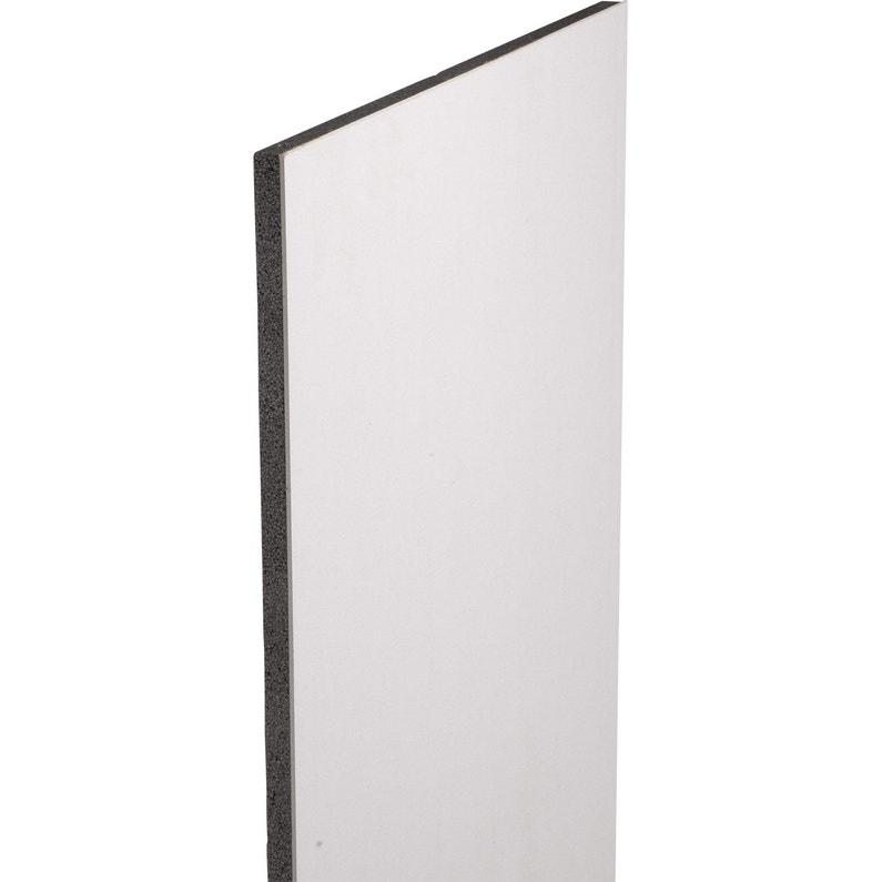 Doublage En Polystyrène Expansé Th 32 Siniat 25 X 12m Ep 1340mm R130