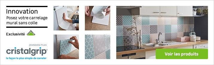 d cor listel et accessoires carrelage mural au meilleur prix leroy merlin. Black Bedroom Furniture Sets. Home Design Ideas