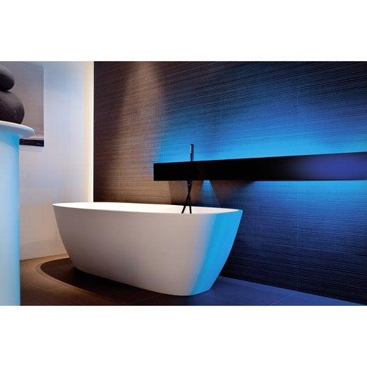 ruban led int rieur bandeau led au meilleur prix leroy merlin. Black Bedroom Furniture Sets. Home Design Ideas