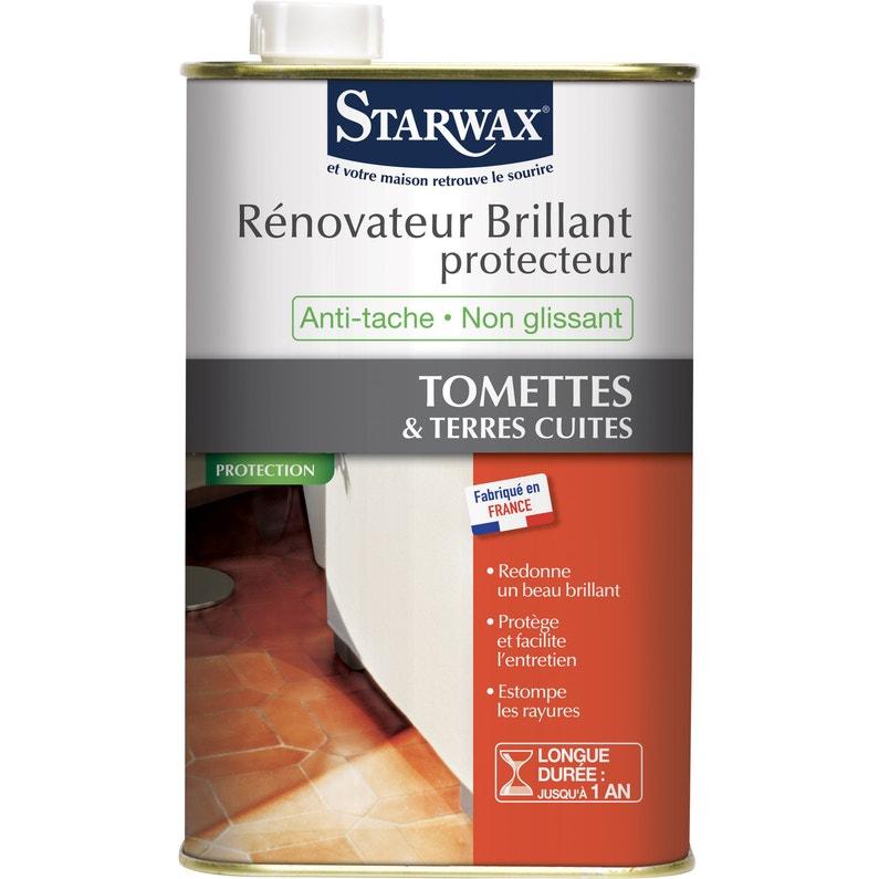 Rénovateur Brillant Tomette Starwax 1 L