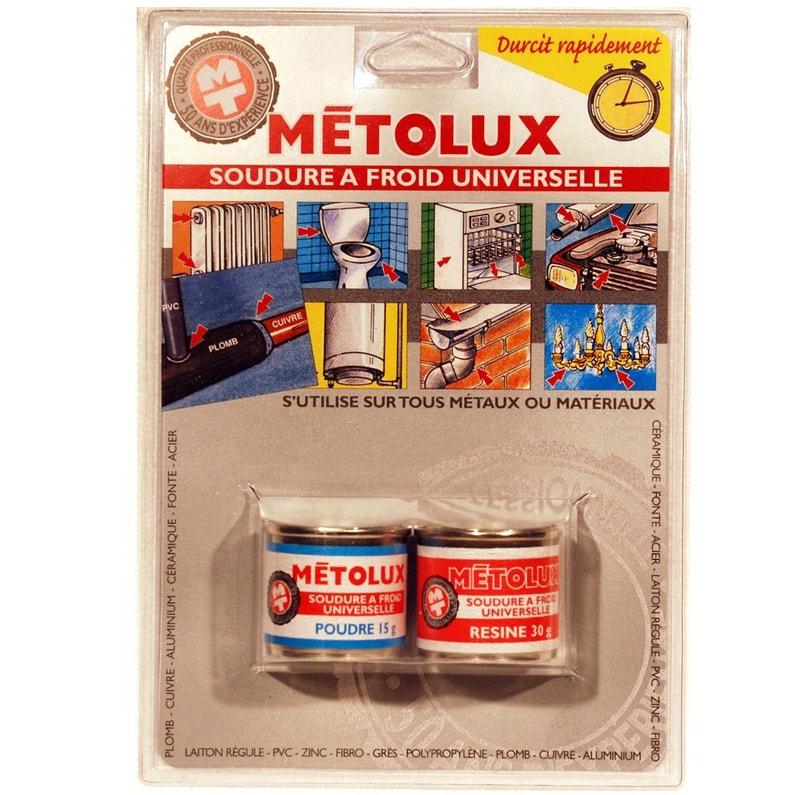 Soudure à Froid Multiusage Metolux