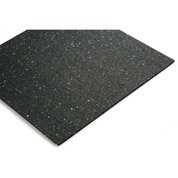 Plaque plaque sol NOMA RUB l.600 x L.600 mm, Ep.10 mm