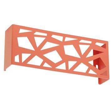 Façade à composer extérieure Switch mozaic orange INSPIRE