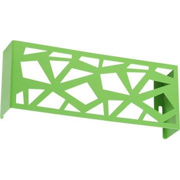Façade à composer extérieure Switch mozaic vert INSPIRE