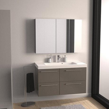 Meuble salle de bains meuble vasque colonne leroy merlin - Meuble de salle de bains leroy merlin ...