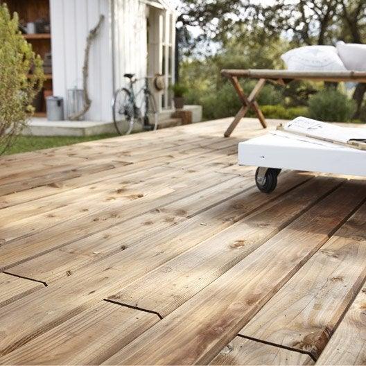 lame bois pour terrasse et jardin dalle et lame bois pour terrasse et jardin leroy merlin. Black Bedroom Furniture Sets. Home Design Ideas