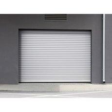 Porte de garage enroulement porte de garage motoris e leroy merlin - Porte garage a enroulement ...