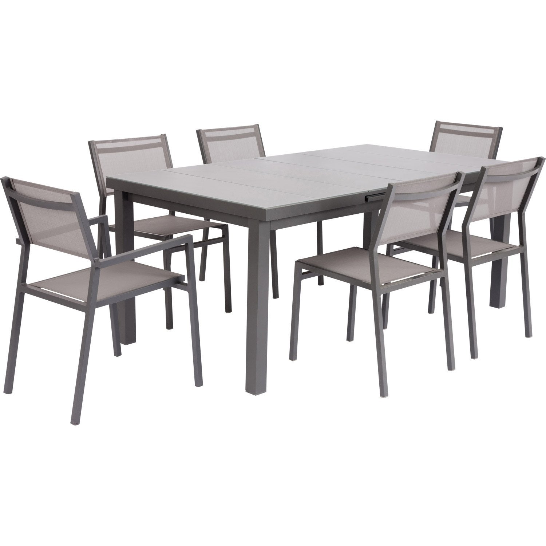 Table : Table De Jardin Louga ~ Meilleures idées pour la conception ...