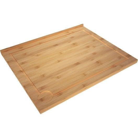 planche d couper en bambou rainur e. Black Bedroom Furniture Sets. Home Design Ideas