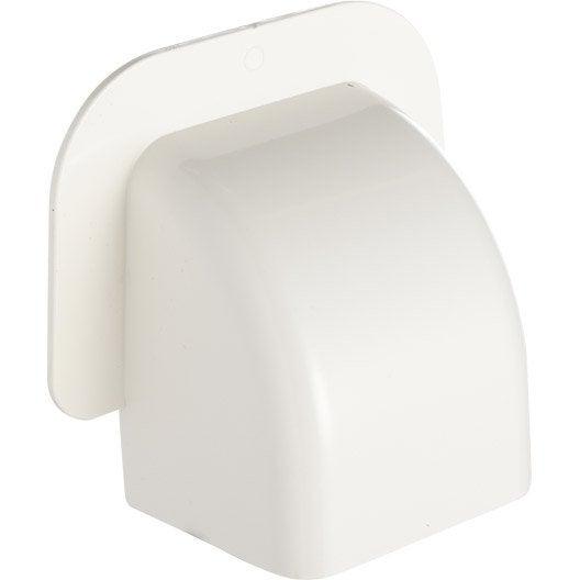 Sortie de mur 80 x 60 mm artiplastic leroy merlin - Clim reversible leroy merlin ...