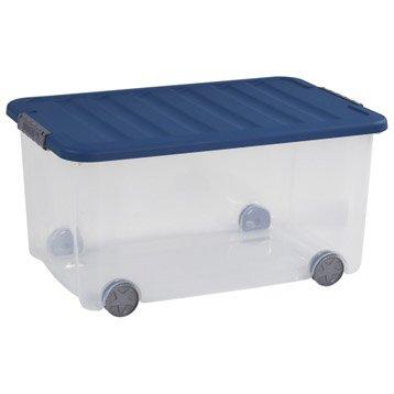 Boîte à monter Scotti plastique , l.39 x P.60 x H.31 cm
