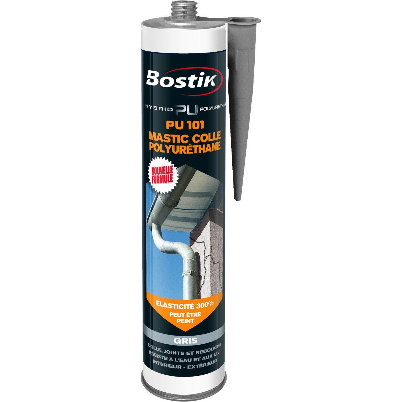 Colle Mastic Hybrid Polyuréthan Pu 101 BOSTIK, 300ml