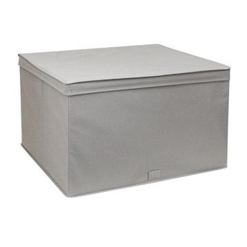 design intemporel af405 32f20 boite de rangement tissu au meilleur prix | Leroy Merlin